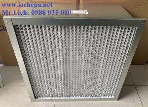 Lọc khí medium F9 – giải pháp lọc khí phòng sạch